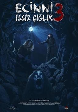 Ecinni 3: Issız Çığlık Filmi