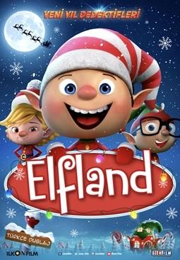 Elfland: Yeni Yıl Dedektifleri Filmi (Elfland)