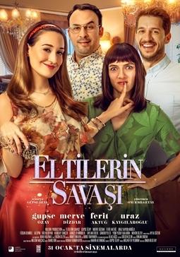 Eltilerin Savaşı Filmi