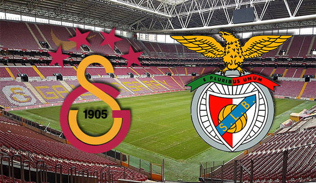 Galatasaray Benfica maçı ne zaman oynayacak, saat kaçta ve hangi kanalda?