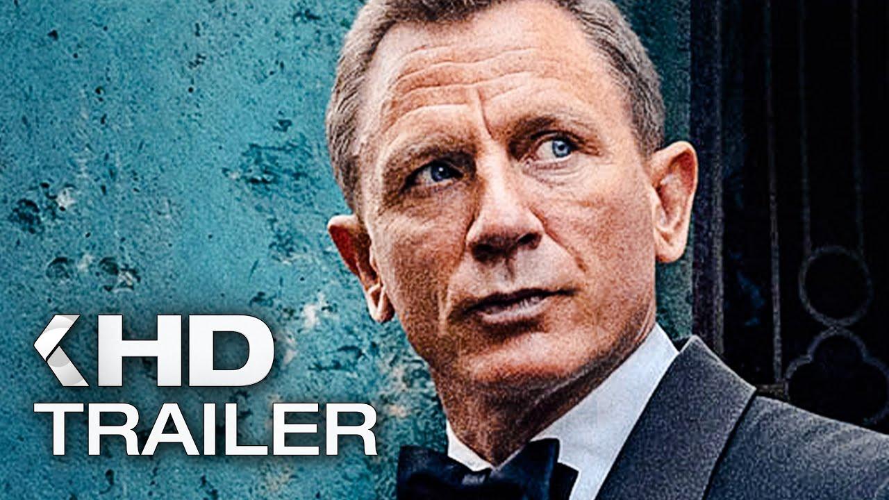 JAMES BOND 007: No Time To Die Film Fragmanı izle - 2020