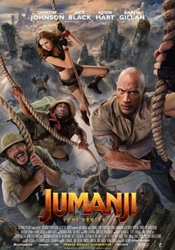Jumanji: Yeni Seviye Filmi (Jumanji: The Next Level)