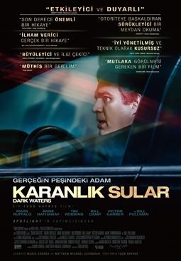 Karanlık Sular Filmi (Dark Waters)