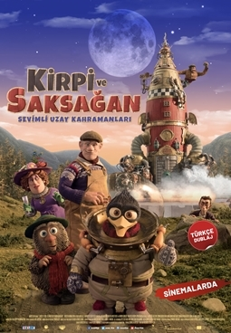 Kirpi ve Saksağan Filmi (Louis & Luca - Mission to the Moon)