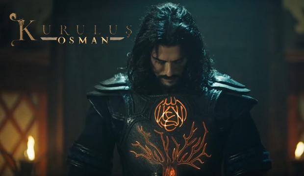 Kuruluş Osman dizisi 1. bölüm fragmanı ATV'de yayınlandı