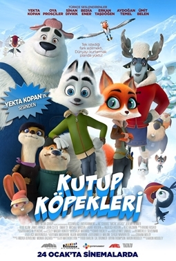 Kutup Köpekleri Filmi (Arctic Dogs)