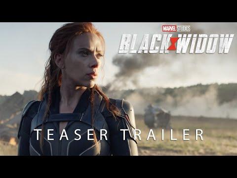 Marvel Studios Black Widow Film Fragmanı izle