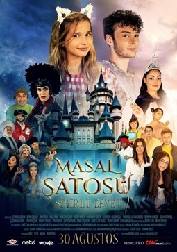 Masal Şatosu: Sihirli Davet Filmi