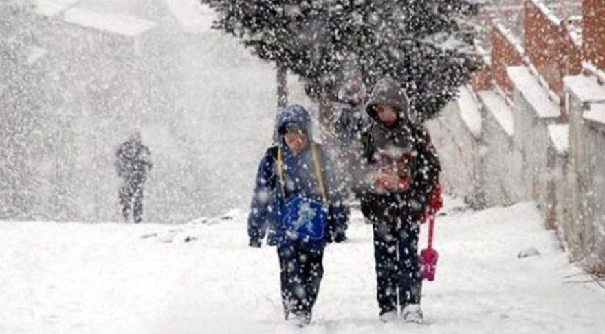Bozkır'da yarın okullar tatil mi?