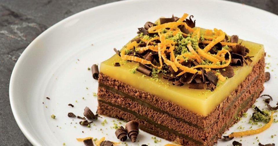 Portakallı Bisküvili Pasta Tarifi Nasıl Yapılır?