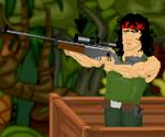 Rambo zombi öldür