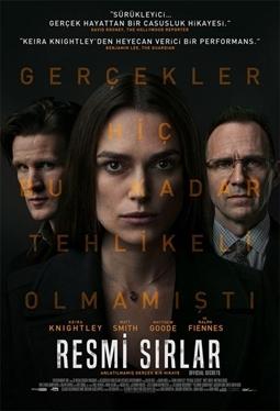 Resmi Sırlar Filmi (Official Secrets)
