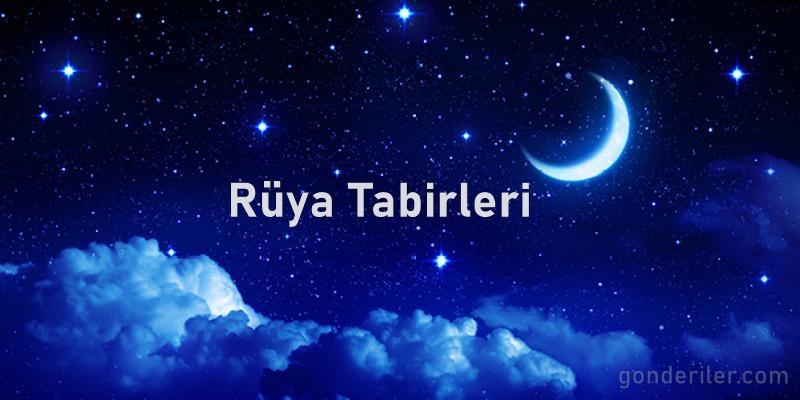 Rüyada Ay Görmek Ne Anlama Gelir