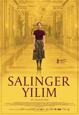 Salinger Yılım Filmi (My Salinger Year)
