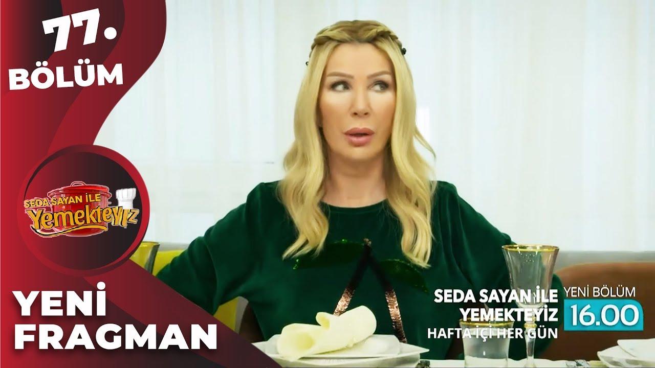 Seda Sayan ile Yemekteyiz Yarışması 78. Bölüm Fragmanı izle | YANIK YEMEĞİ SUNDU!