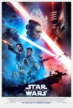 Star Wars: Skywalker'ın Yükselişi Filmi (Star Wars: The Rise of Skywalker)