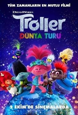 Troller Dünya Turu Filmi (Trolls World Tour)