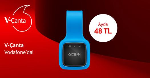 Vodafone'a gelenler değerli eşyalarını ararken vakit kaybetmiyor!