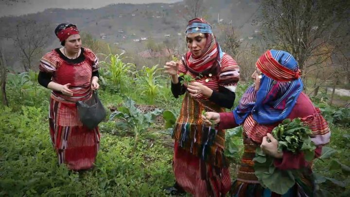 Zuhal Topal'la Sofrada 18 Aralık Trabzon Yomra'da